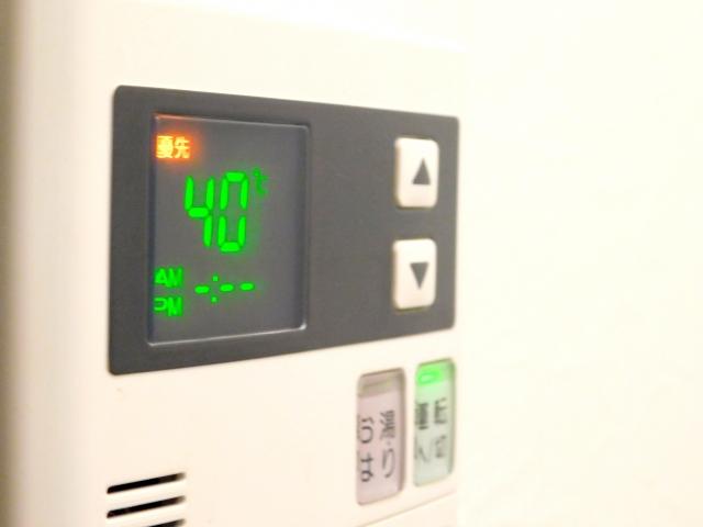 給湯器のエラーコード322の対処法とは?