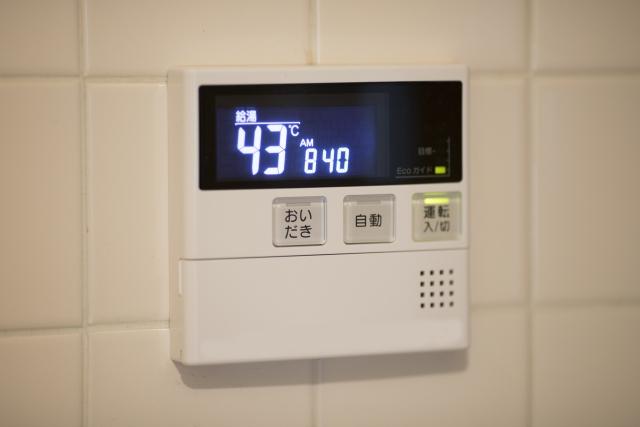 給湯器のエラーコード323の対処法とは?